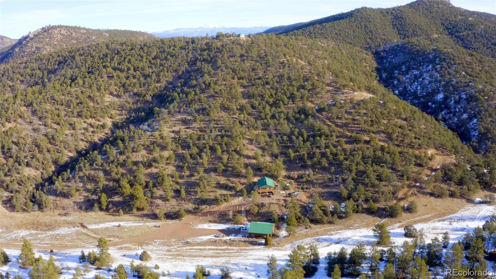 MLS# 9412377 - 375 Talbert Gulch , Cotopaxi, CO 81223