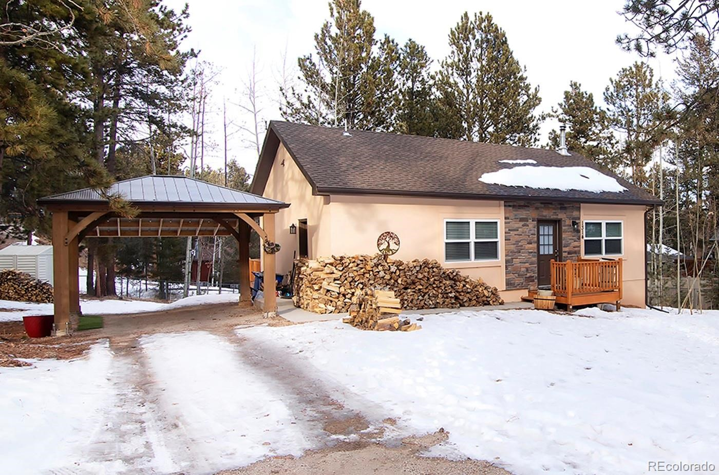 MLS# 9437926 - 2 - 1314 W Browning Avenue, Woodland Park, CO 80863