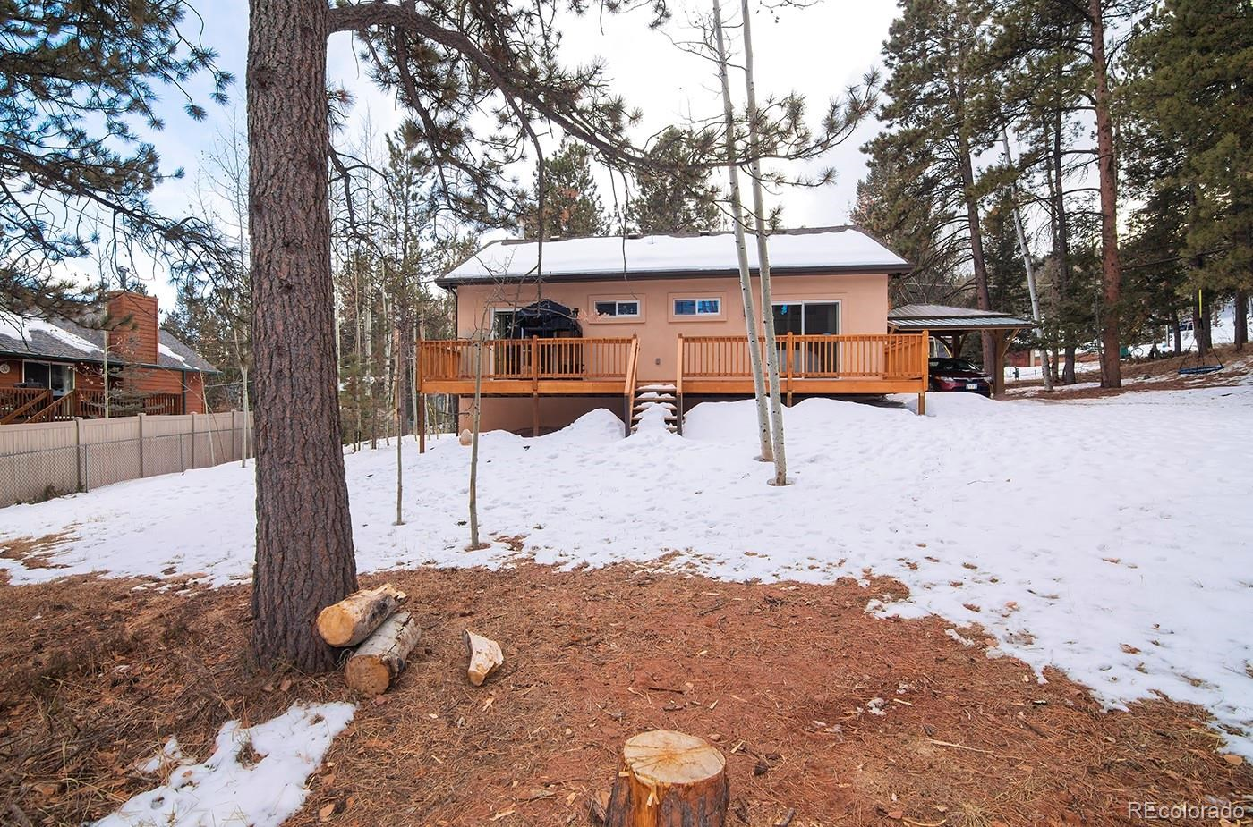 MLS# 9437926 - 22 - 1314 W Browning Avenue, Woodland Park, CO 80863