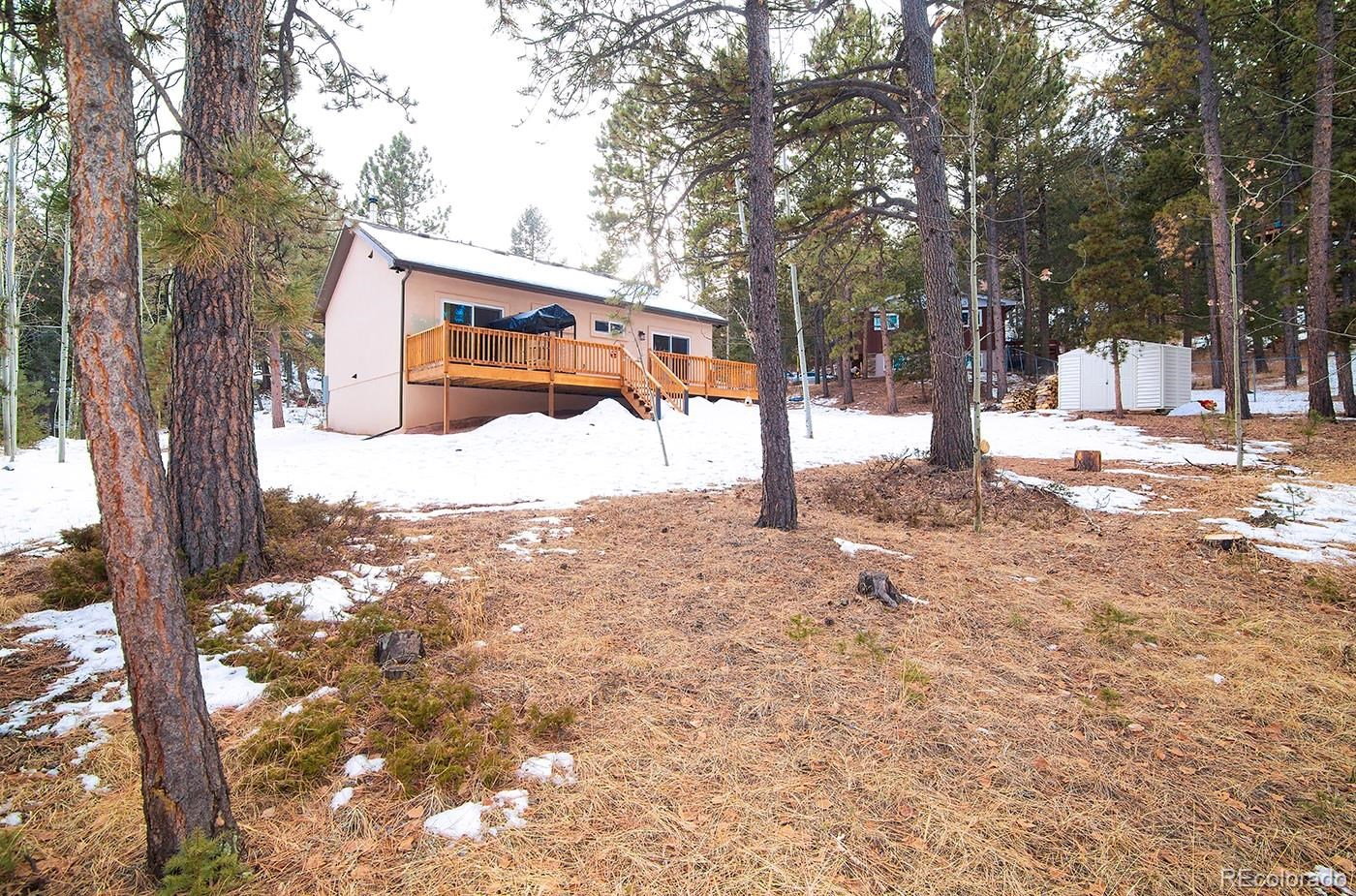 MLS# 9437926 - 25 - 1314 W Browning Avenue, Woodland Park, CO 80863