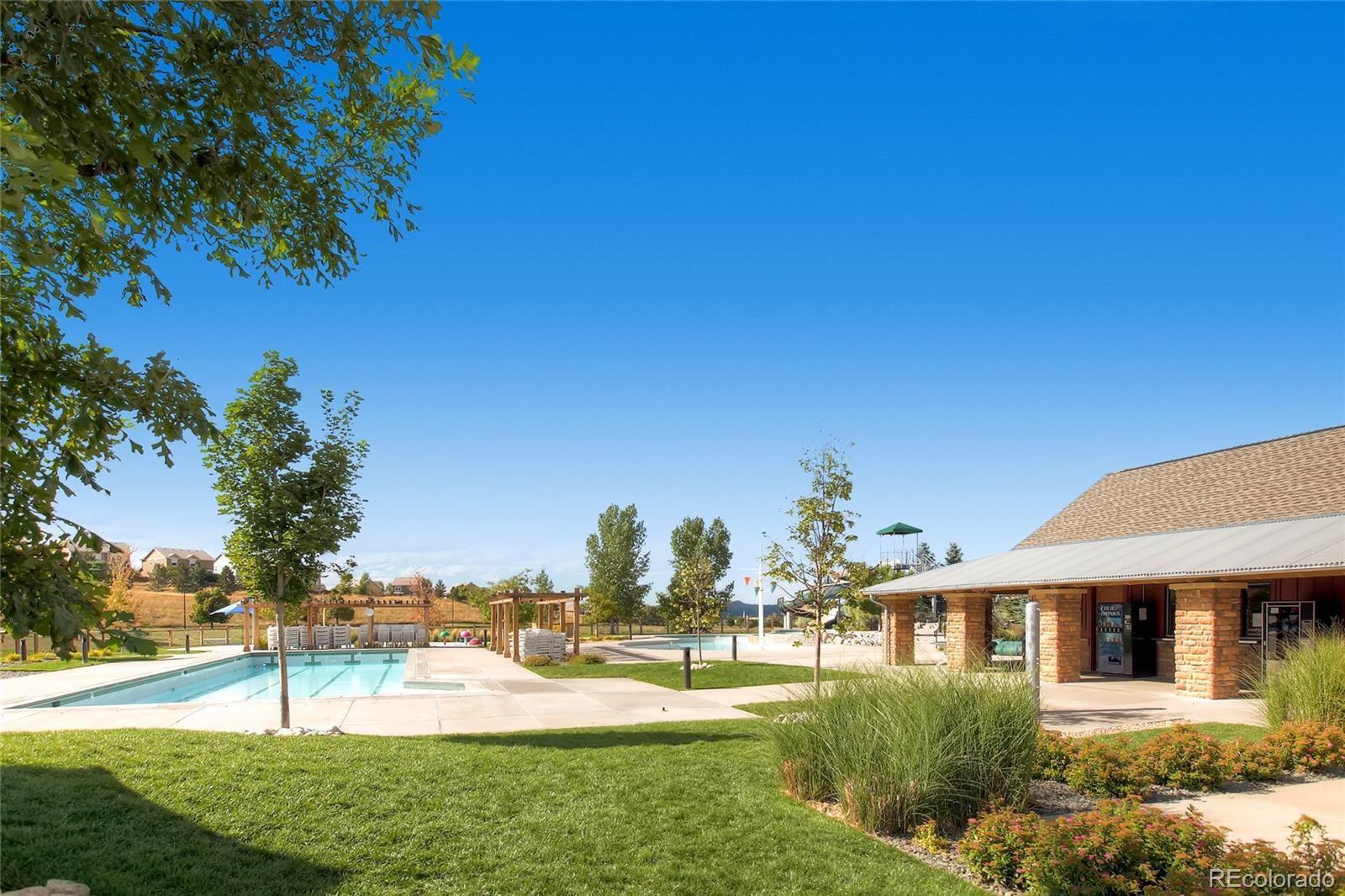 MLS# 9449187 - 30 - 4228 Broken Hill Drive, Castle Rock, CO 80109