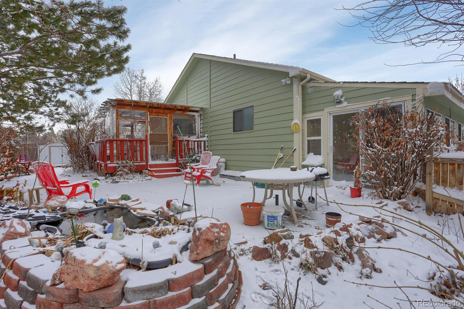 MLS# 9468423 - 25 - 4870 Purcell Drive, Colorado Springs, CO 80922