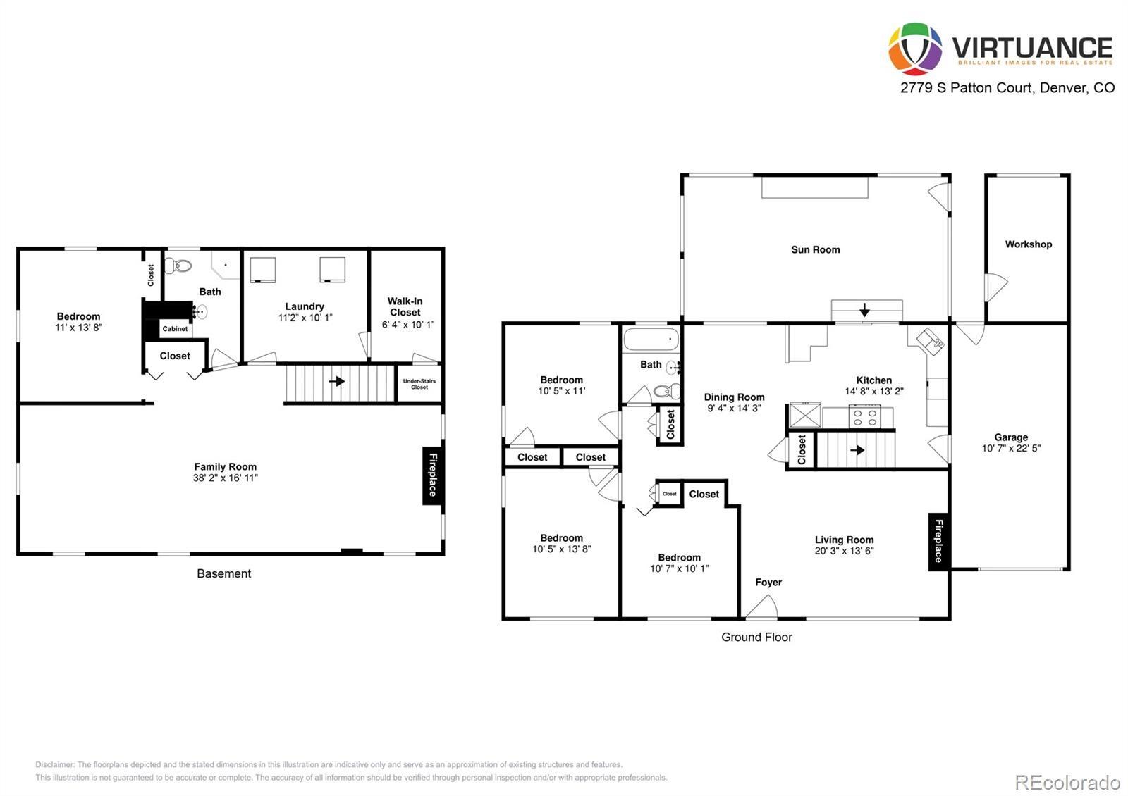 MLS# 9503766 - 3 - 2779 S Patton Court, Denver, CO 80236