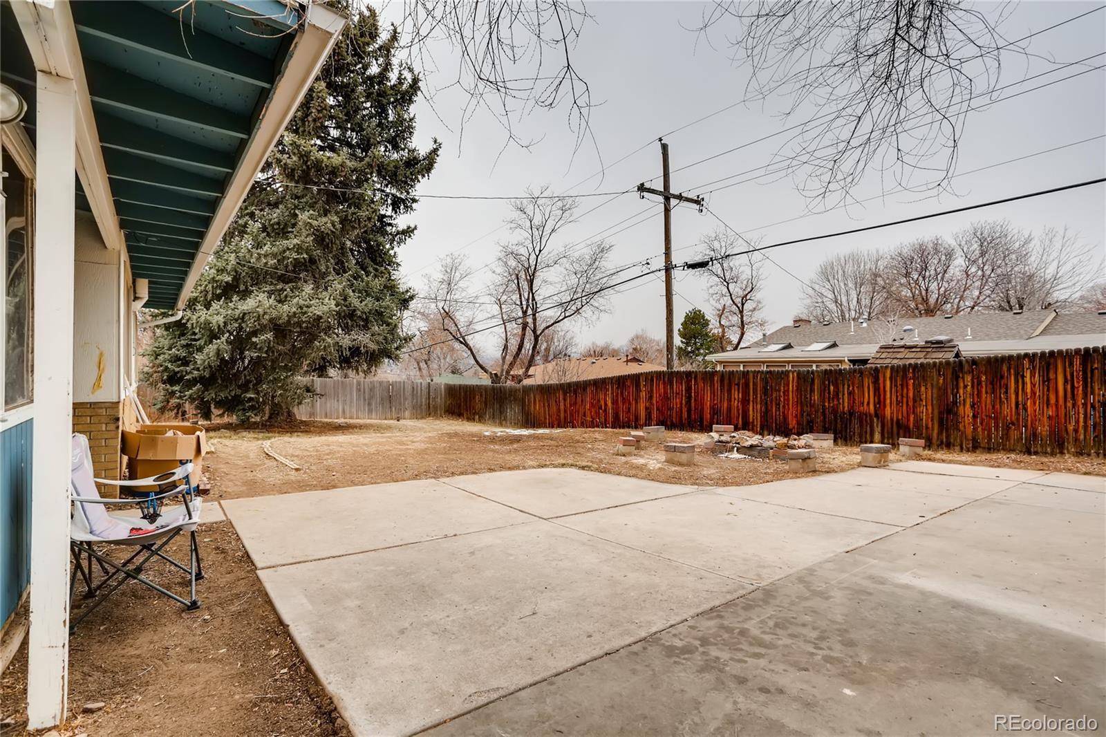 MLS# 9503766 - 37 - 2779 S Patton Court, Denver, CO 80236