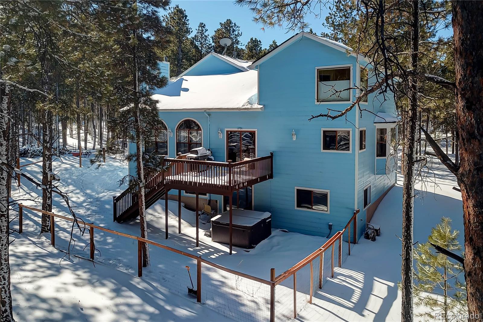 MLS# 9506702 - 34 - 8180 Tannenbaum Road, Colorado Springs, CO 80908