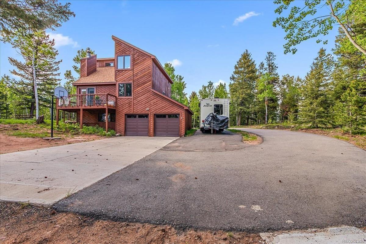 MLS# 9609104 - 1 - 11455  Pauls Drive, Conifer, CO 80433