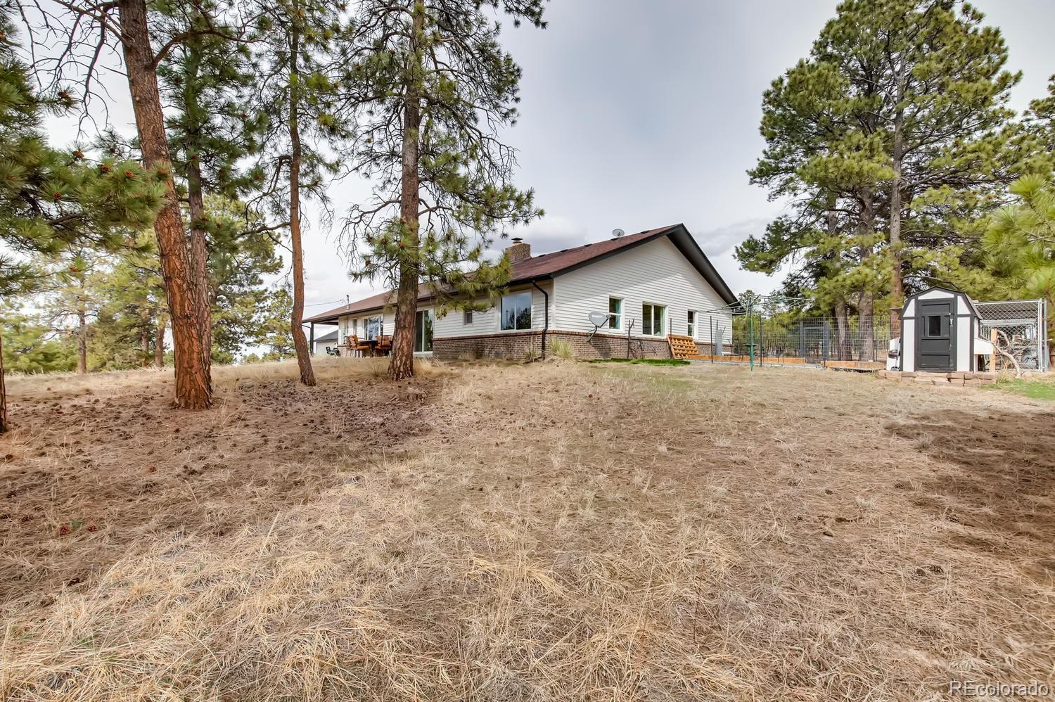 MLS# 9615073 - 32 - 6875 N Trailway Circle, Parker, CO 80134