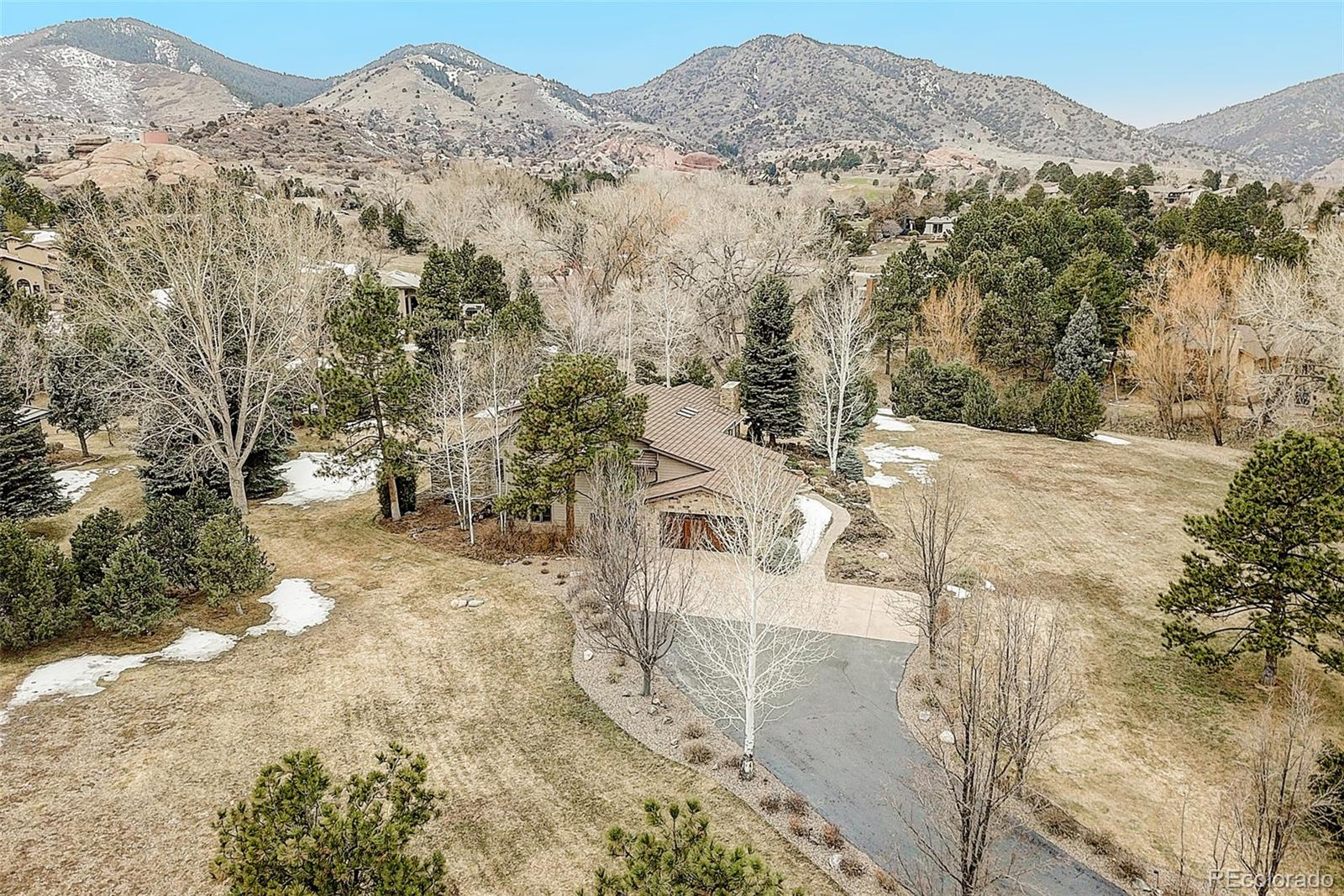 MLS# 9665076 - 4 - 5843 Willowbrook Drive, Morrison, CO 80465