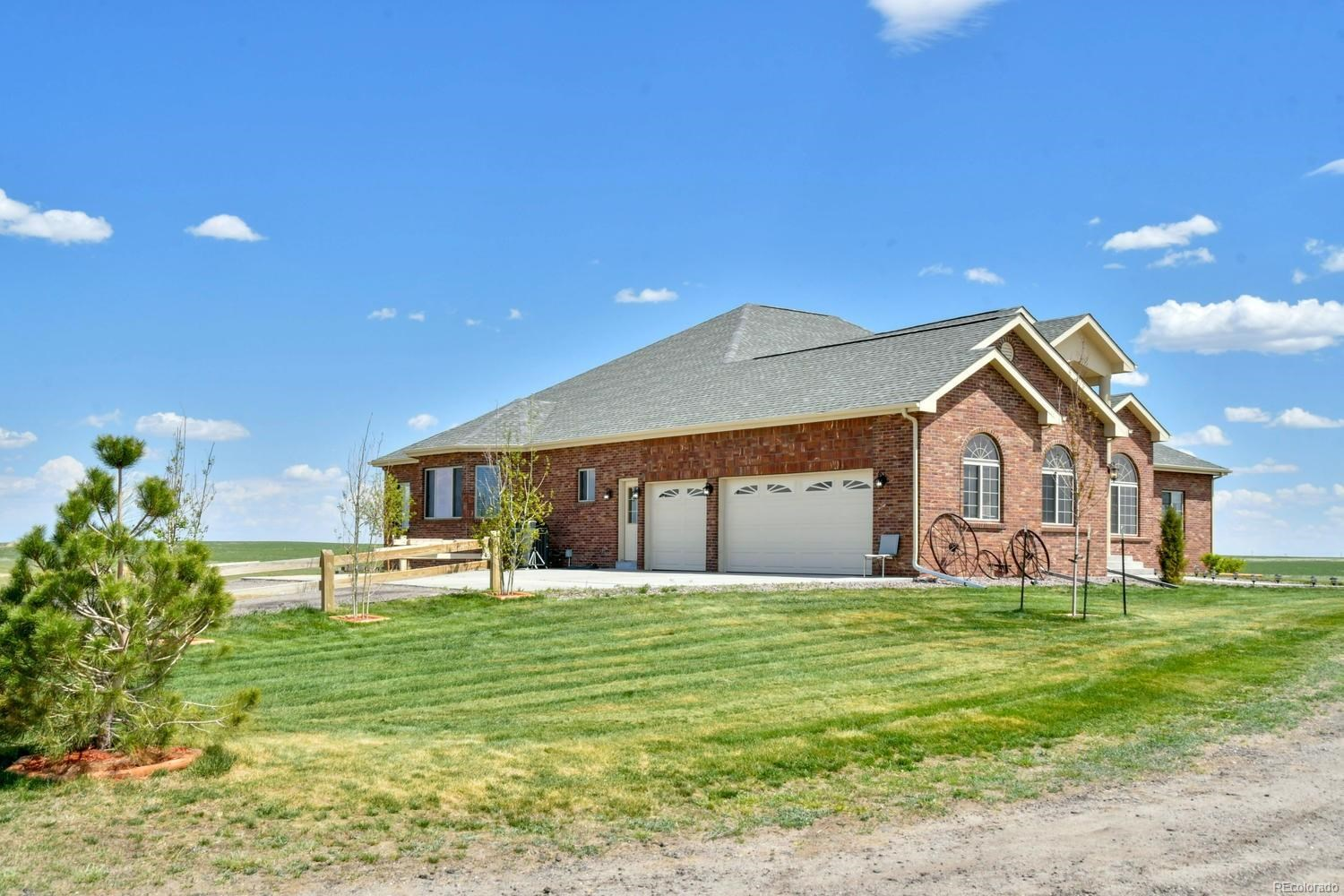 MLS# 9691017 - 1 - 5504  S Lilly Creek Court, Byers, CO 80103