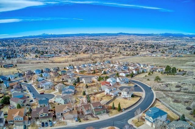 MLS# 9717947 - 34 - 21610 Crestone Needles Drive , Parker, CO 80138