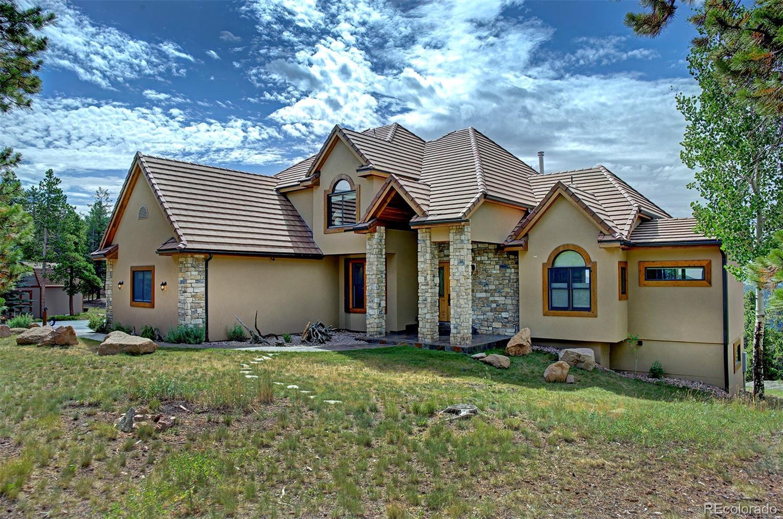 MLS# 9731389 - 2 - 28237 Belle Vista Drive, Conifer, CO 80433