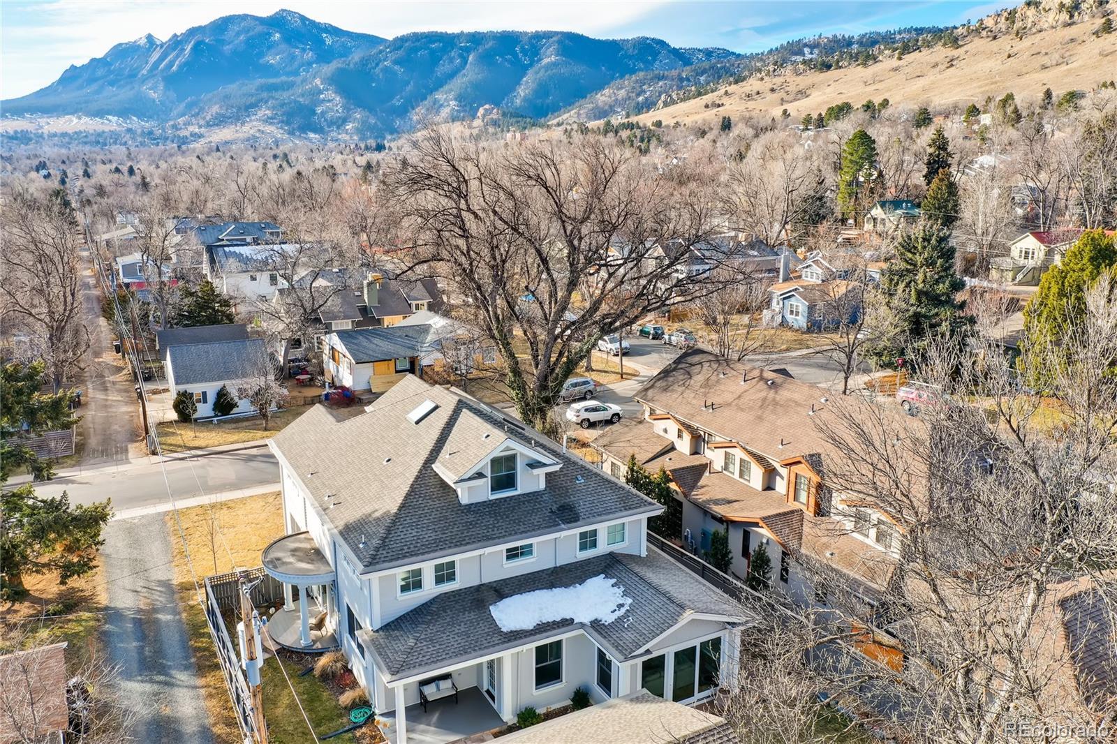 MLS# 9765486 - 4 - 715 Forest Avenue, Boulder, CO 80304