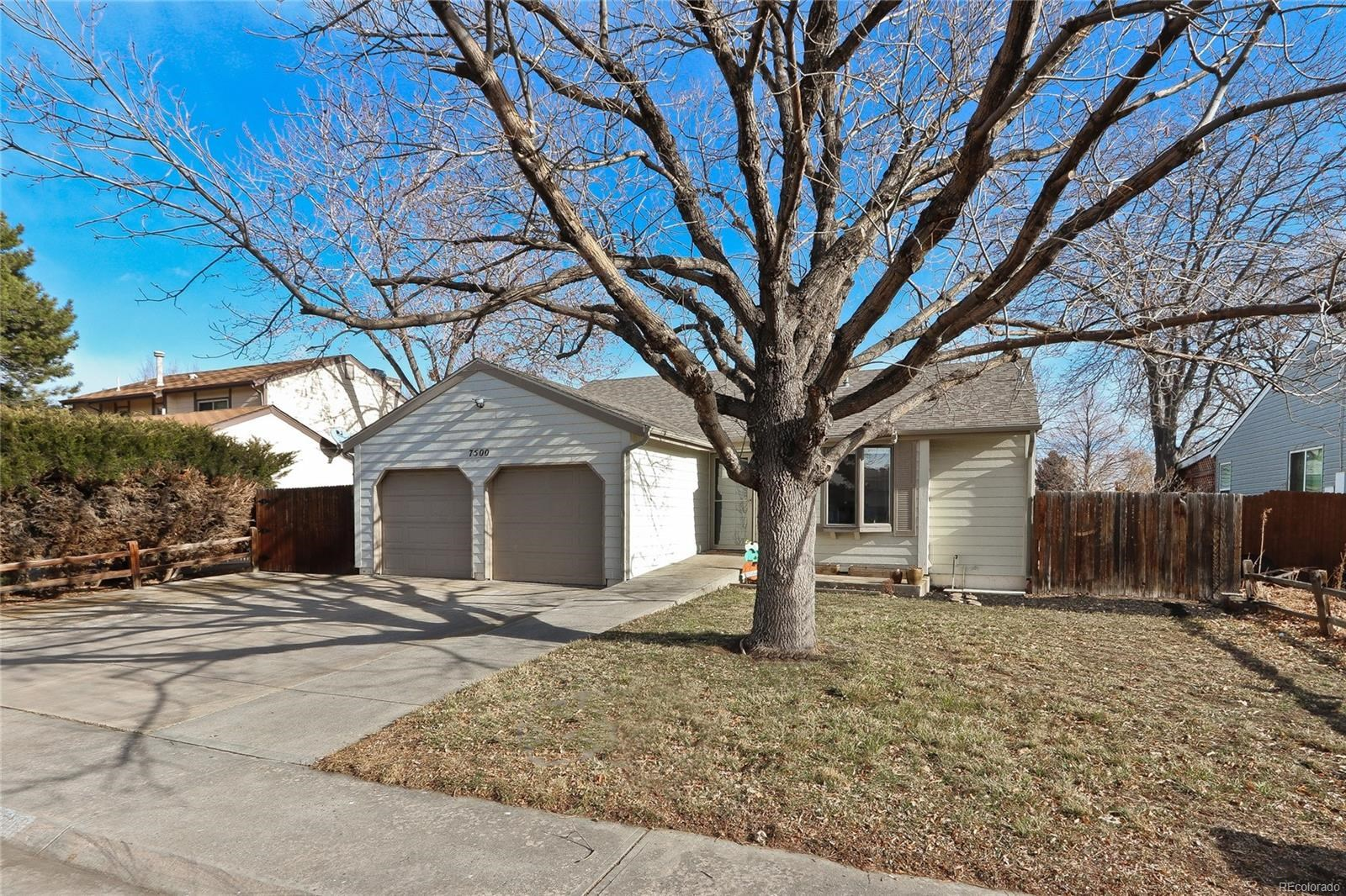 MLS# 9811960 - 2 - 7500 Chase Street, Arvada, CO 80003