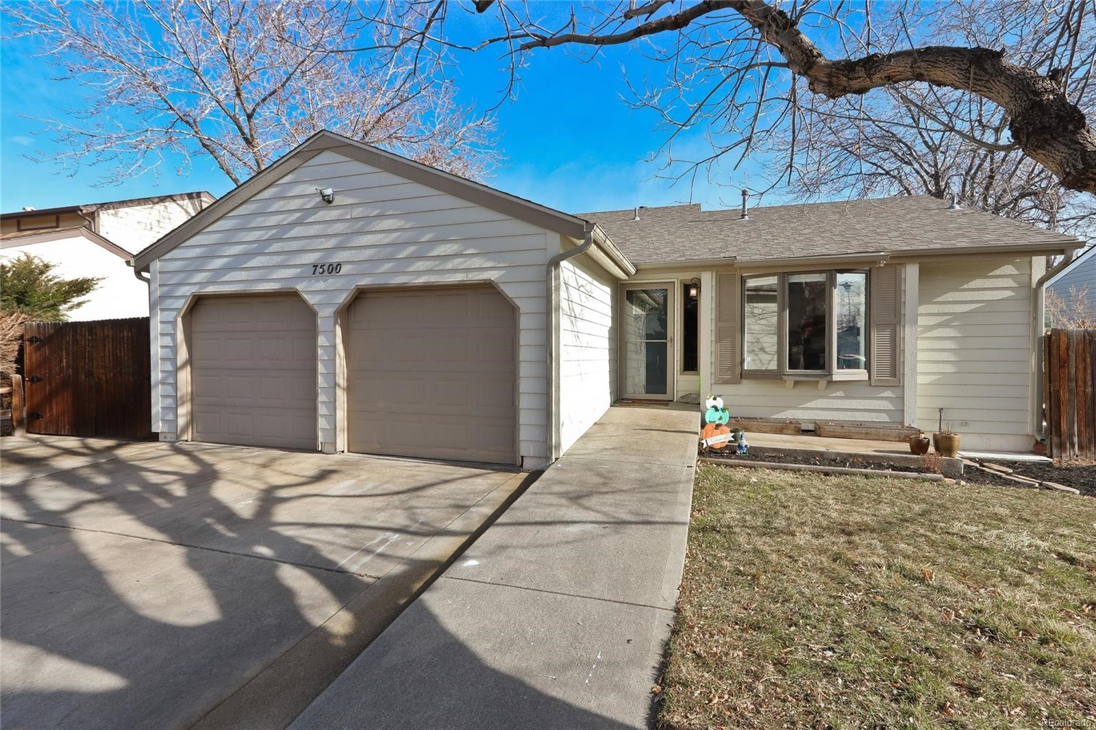 MLS# 9811960 - 3 - 7500 Chase Street, Arvada, CO 80003
