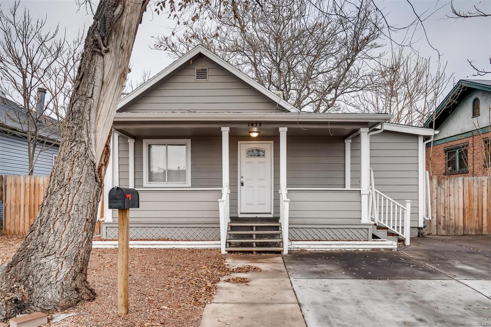 MLS# 9875185 - 1 - 1471  Ames Street, Lakewood, CO 80214