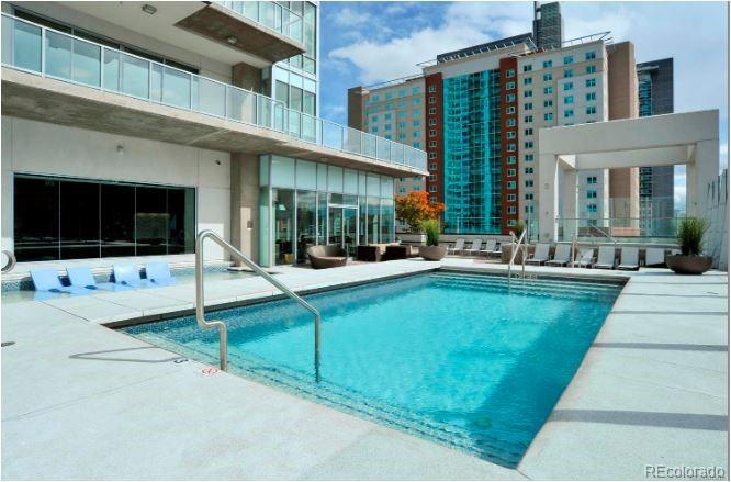 MLS# 9889318 - 31 - 891 14th Street #1807, Denver, CO 80202
