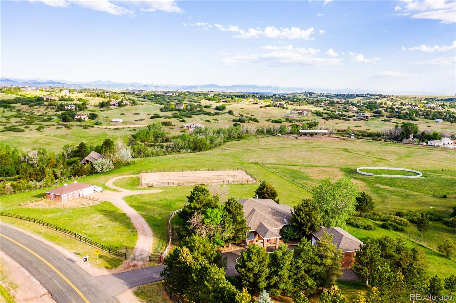 MLS# 9915055 - 9 - 465 E Oak Hills Drive, Castle Rock, CO 80108