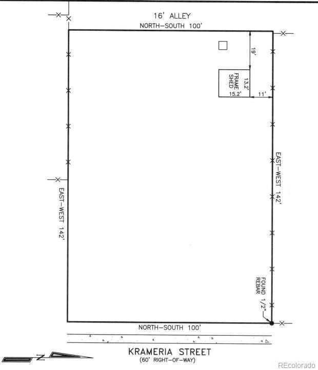 MLS# 9934007 - 1 - 8175  Krameria Street, Commerce City, CO 80601