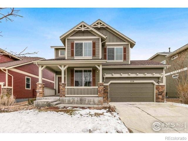 MLS# 1589774 - 1 - 3739 Eclipse Lane, Fort Collins, CO 80528