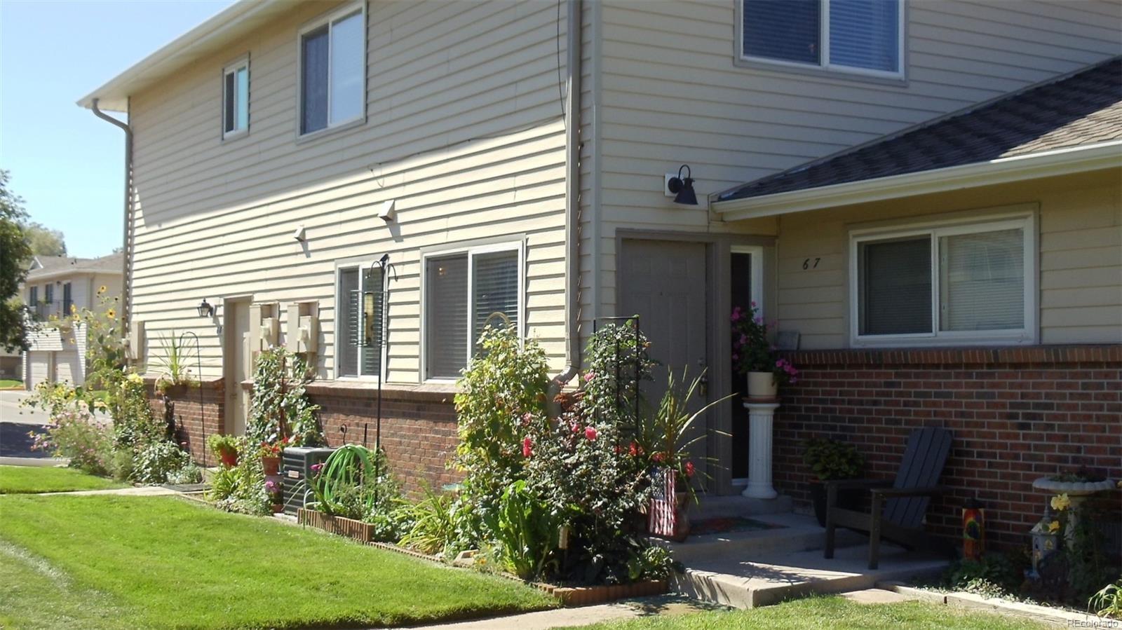 MLS# 1653475 - 1 - 3354 S Flower Street #67, Lakewood, CO 80227