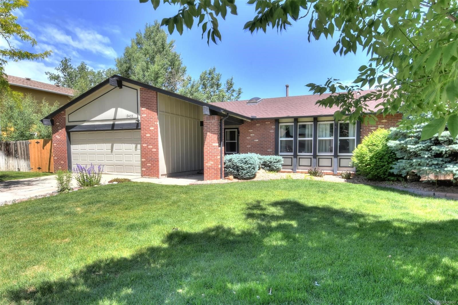 MLS# 1655071 - 1 - 19455  E Floyd Avenue, Aurora, CO 80013