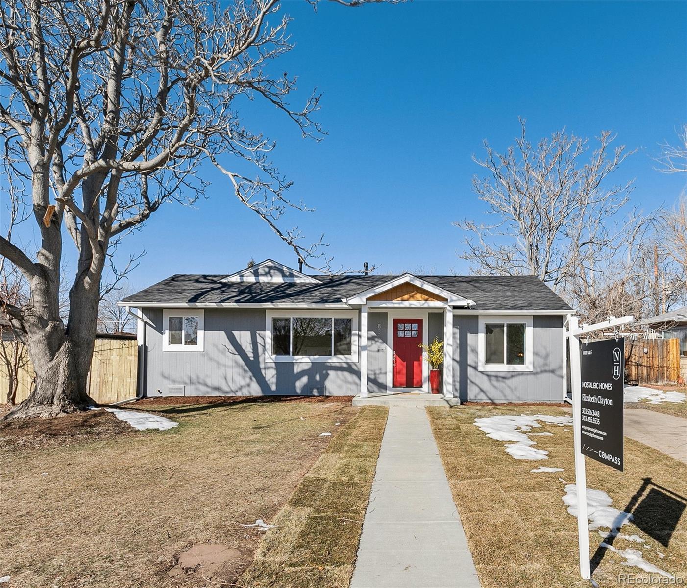 MLS# 1669899 - 1 - 835 S Shoshone Street, Denver, CO 80223