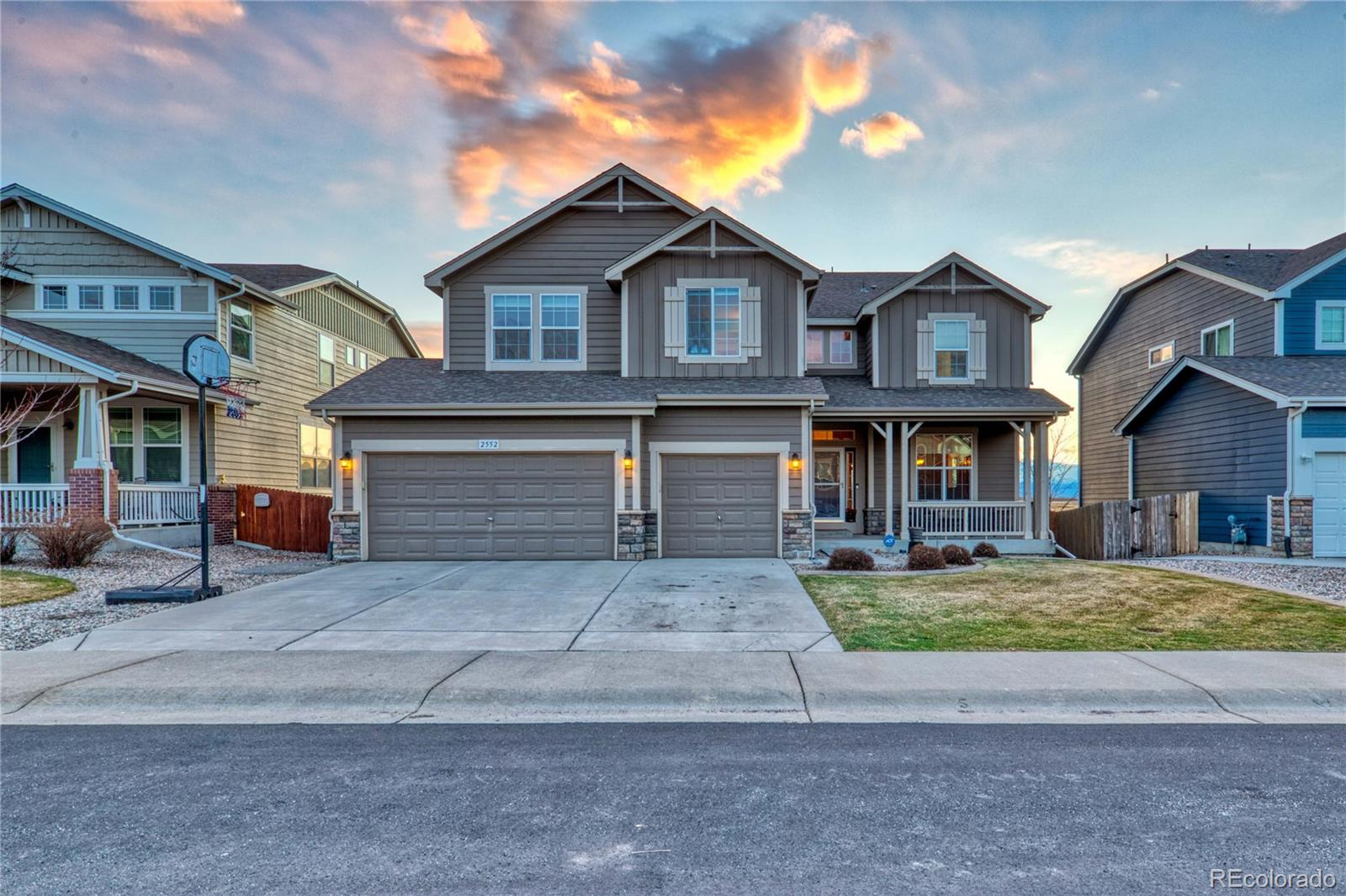 MLS# 1694179 - 1 - 2552 White Wing Road , Johnstown, CO 80534