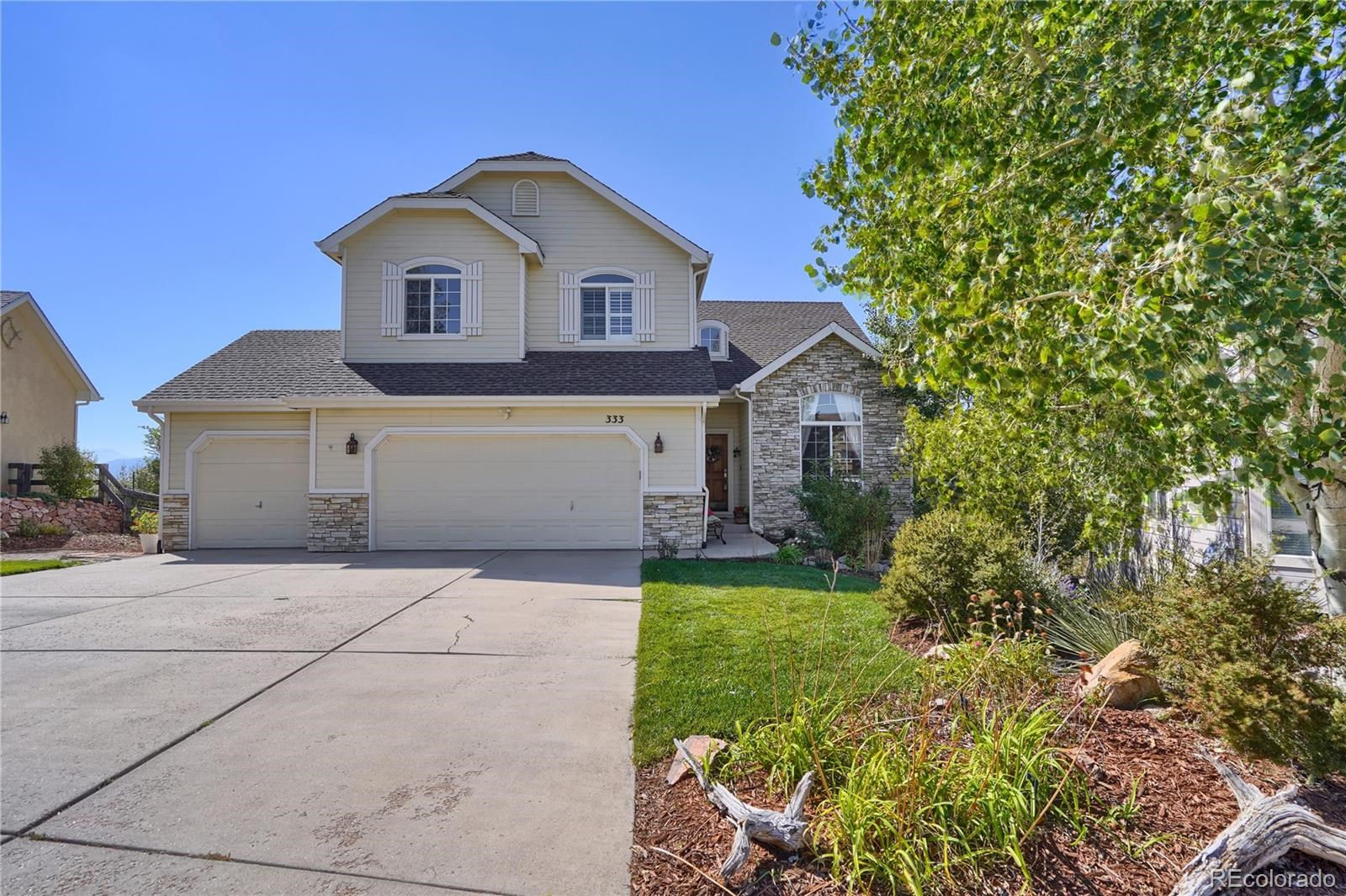 MLS# 1711572 - 1 - 333 Green Rock Place, Monument, CO 80132