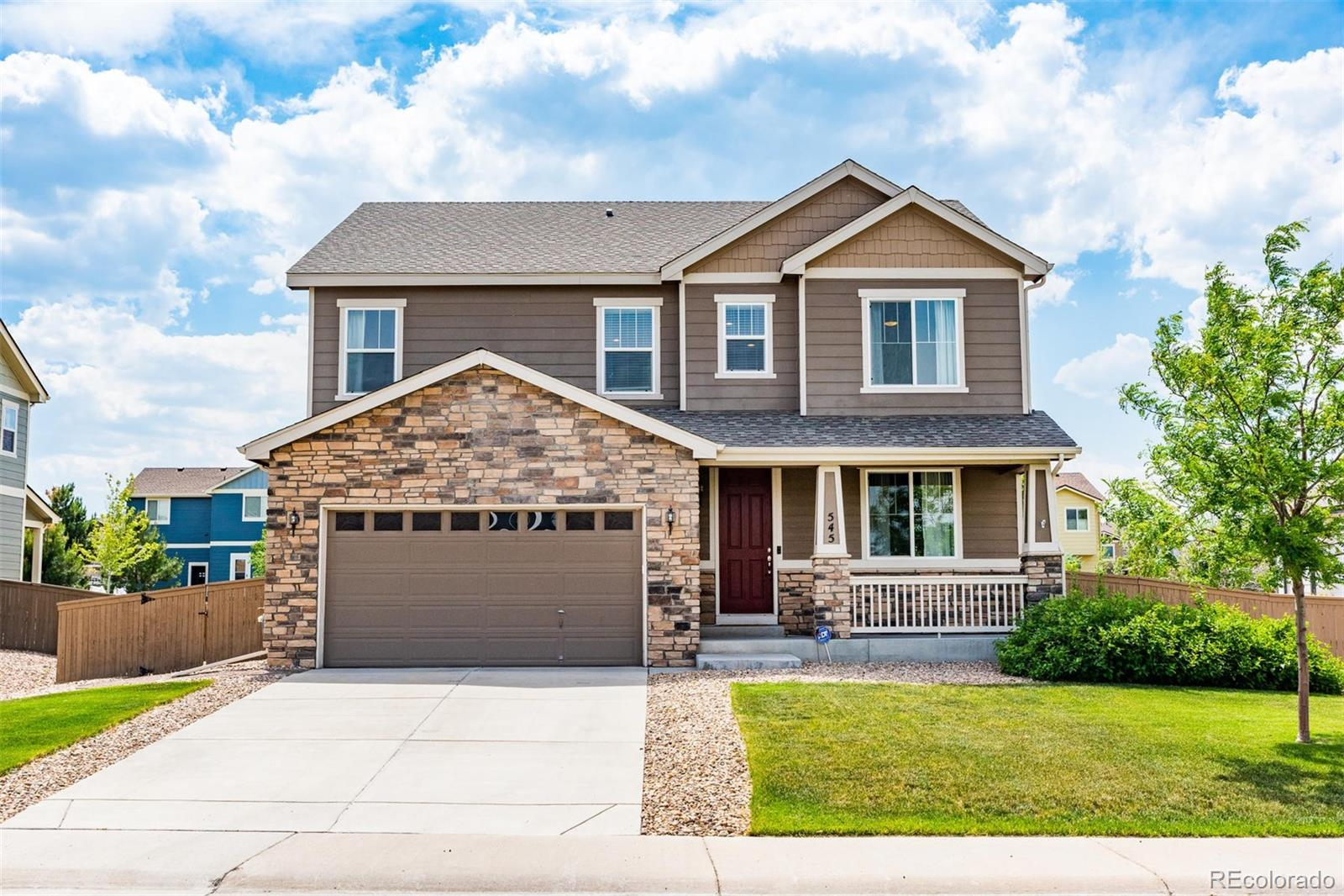 MLS# 1721440 - 1 - 545 Sudbury Street, Castle Rock, CO 80104