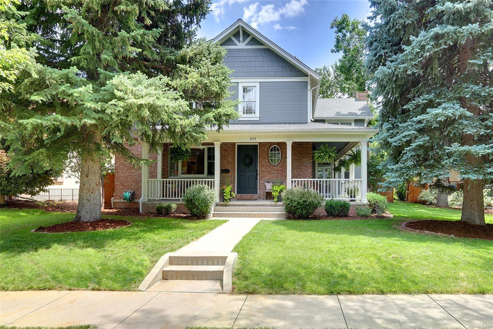 MLS# 1747887 - 1 - 2370  S Adams Street, Denver, CO 80210