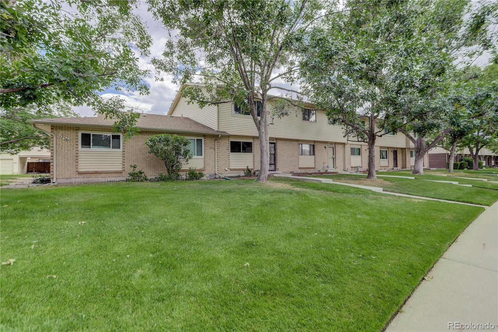 MLS# 1821223 - 1278 S Troy Street, Aurora, CO 80012