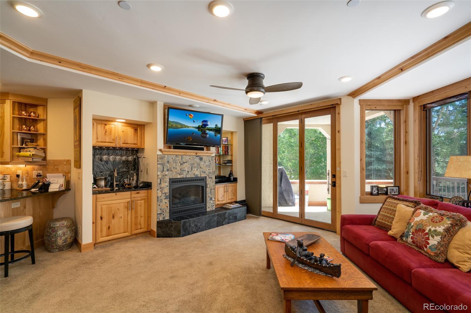 MLS# 1828561 - 1 - 2800 Eagleridge Drive #B-2, Steamboat Springs, CO 80487