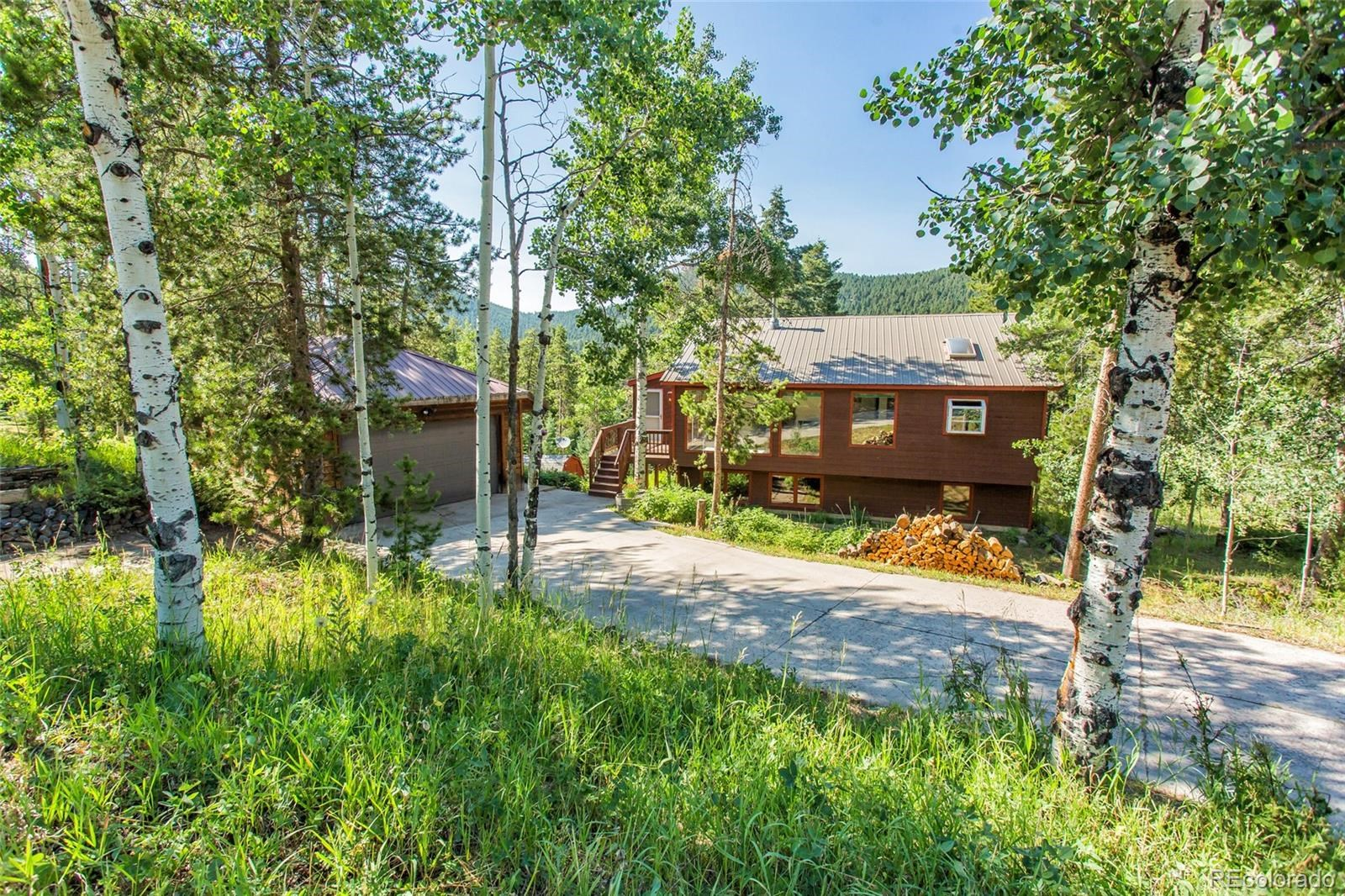 MLS# 1837274 - 1 - 19273  Silver Ranch Road, Conifer, CO 80433