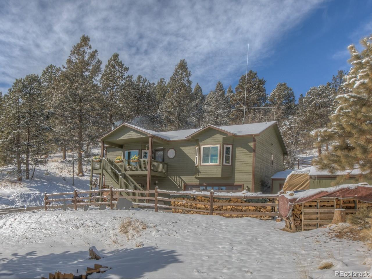 MLS# 1846801 - 1 - 449 Twin Lakes Drive, Divide, CO 80814