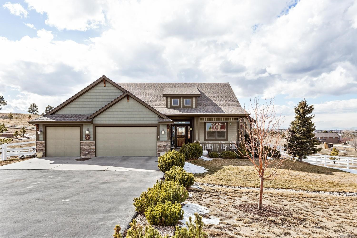 MLS# 1906264 - 1 - 41125 Round Hill Circle, Parker, CO 80138