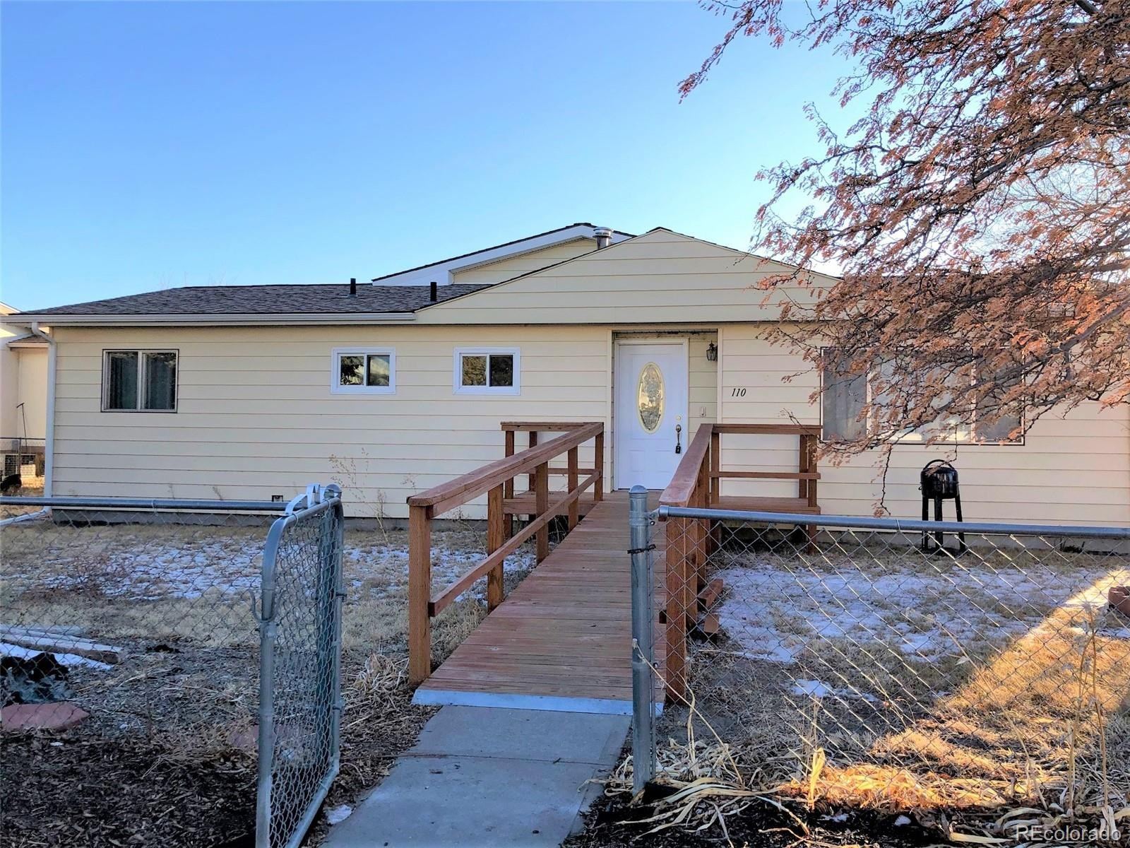 MLS# 1922373 - 1 - 110 6th Street, Hugo, CO 80821