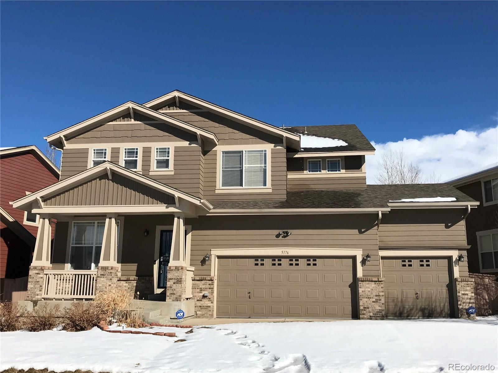 MLS# 2078354 - 1 - 5176 Fox Meadow Drive, Highlands Ranch, CO 80130