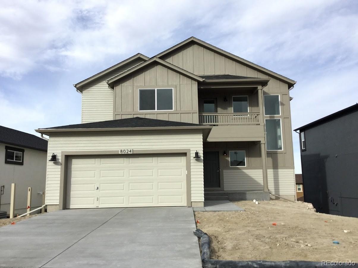 MLS# 2083464 - 1 - 8024 Gilpin Peak Drive, Colorado Springs, CO 80924