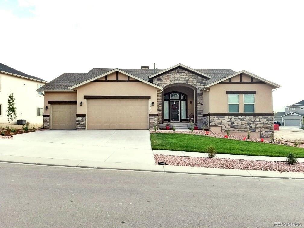 MLS# 2097865 - 1 - 12584 Pensador Drive, Colorado Springs, CO 80921