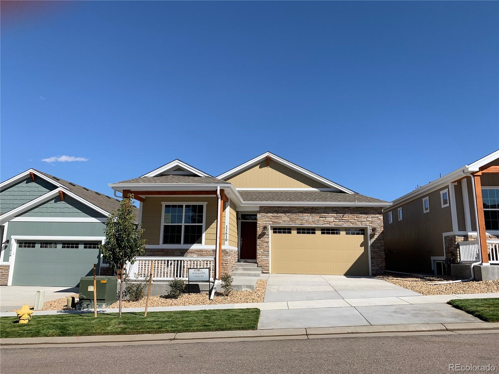 MLS# 2105152 - 1 - 11610  Colony Loop, Parker, CO 80138