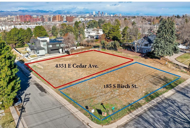 MLS# 2294231 - 1 - 4351 E Cedar Avenue, Denver, CO 80246