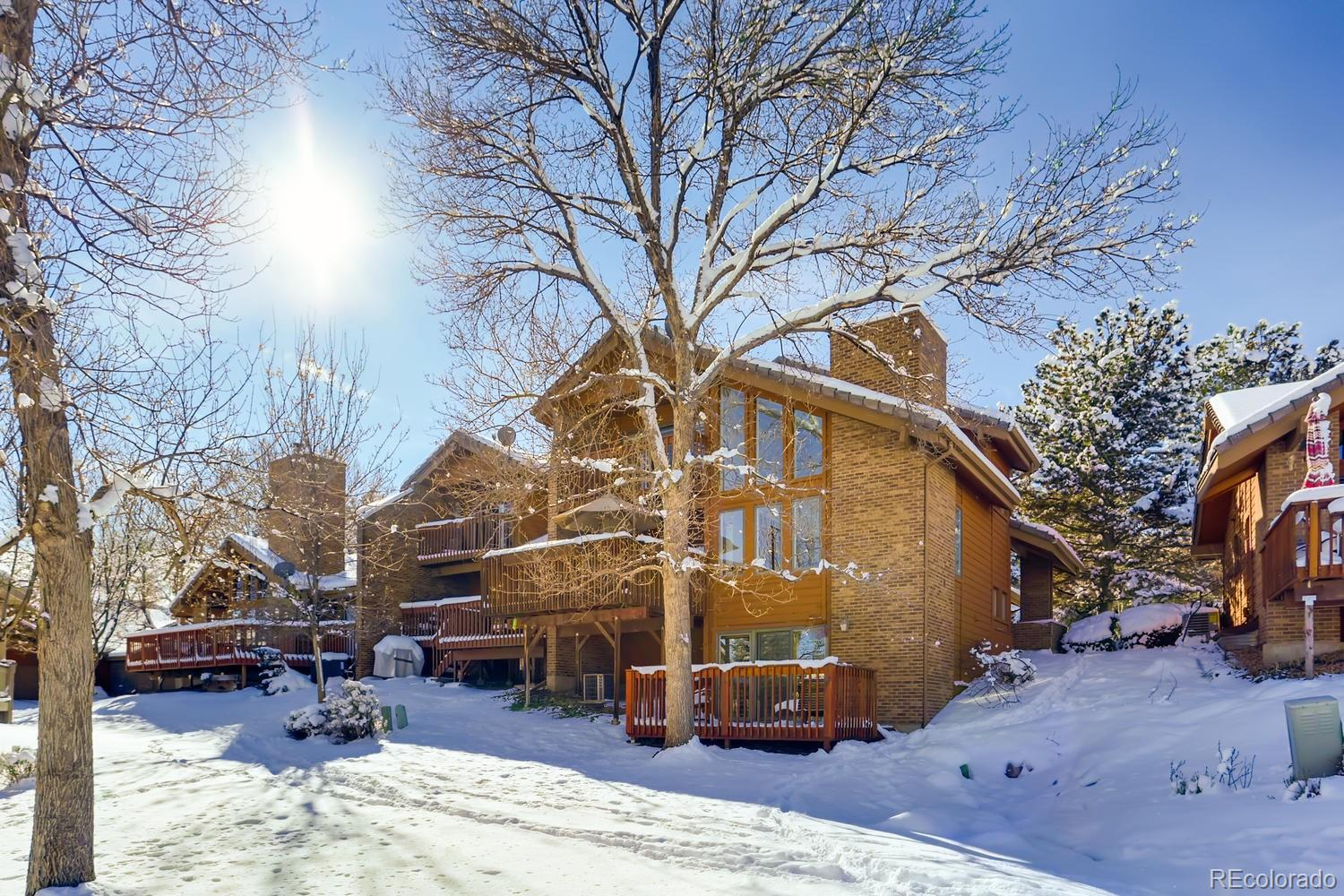 MLS# 2321846 - 1 - 5453 Coyote Canyon Way #A, Morrison, CO 80465