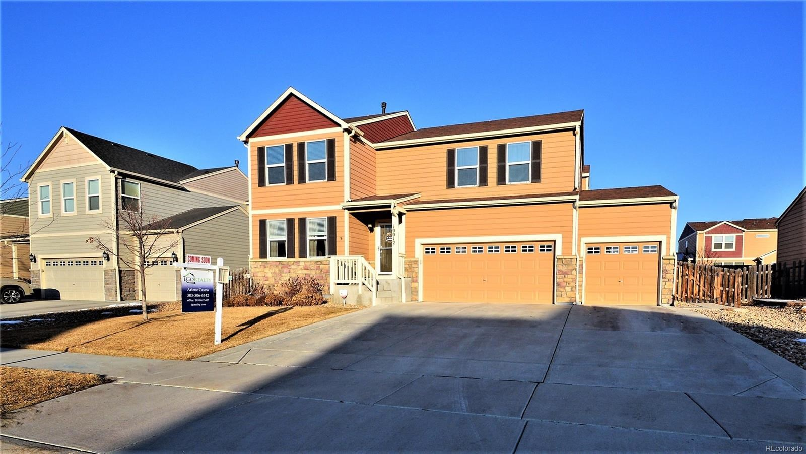 MLS# 2391915 - 10012  Altura Street, Commerce City, CO 80022