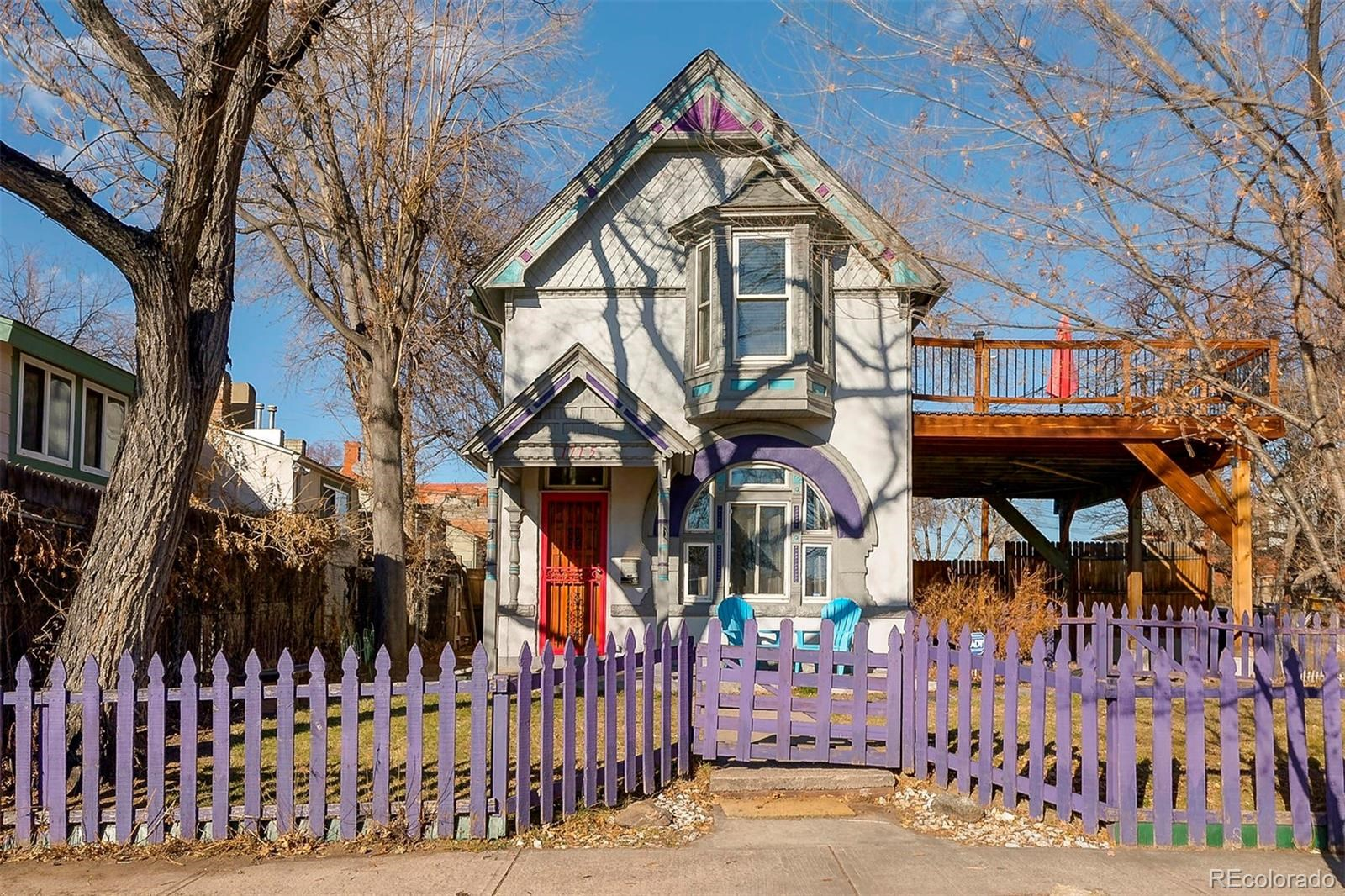 MLS# 2451340 - 1 - 1715  E 25th Avenue, Denver, CO 80205