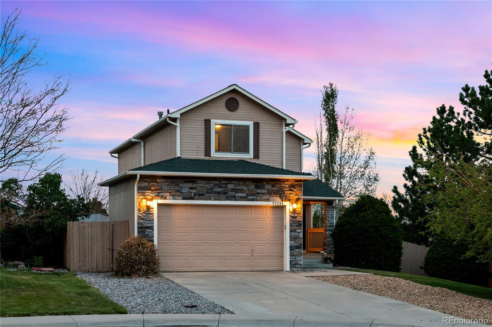 MLS# 2474668 - 1 - 22295 E Oberlin Place, Aurora, CO 80018