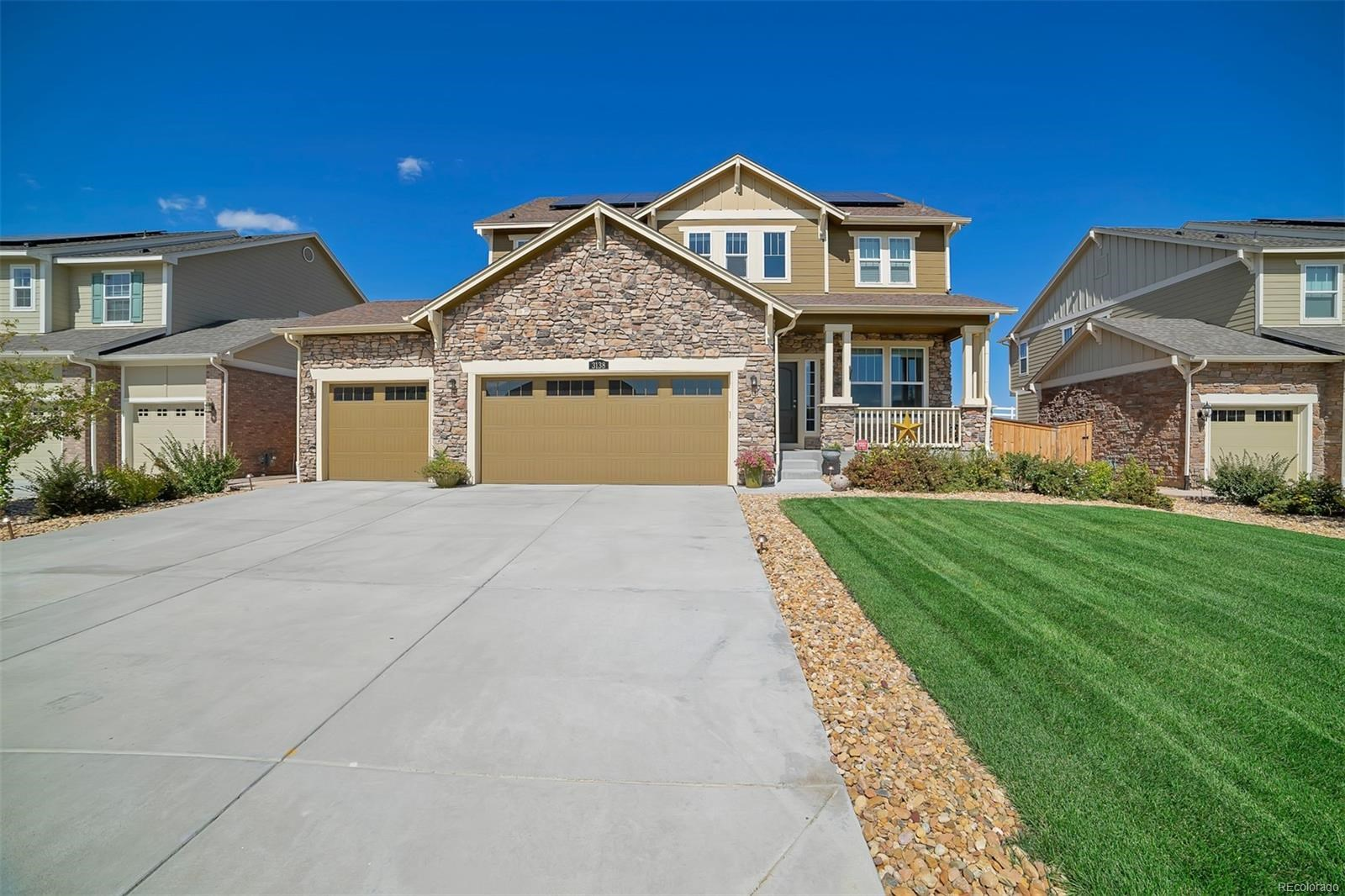 MLS# 2593781 - 1 - 3138 S Nepal Way, Aurora, CO 80013