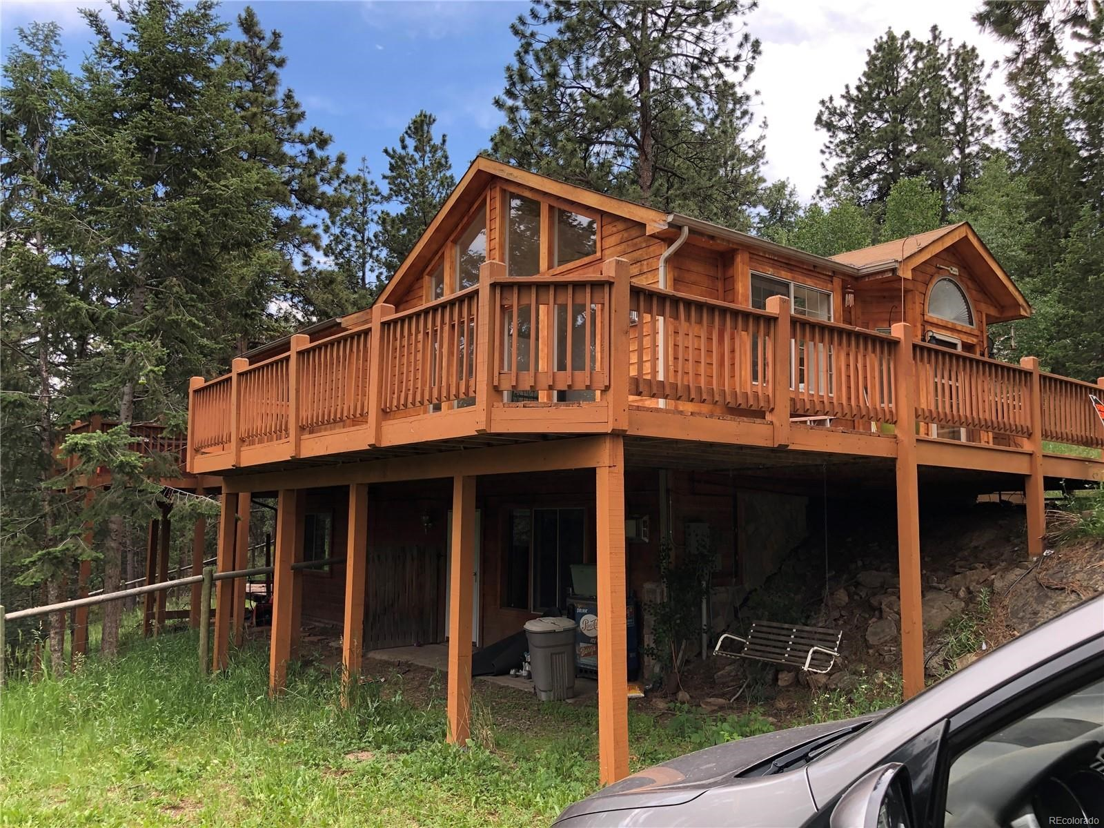MLS# 2705627 - 1 - 124  S Laura Avenue, Pine, CO 80470
