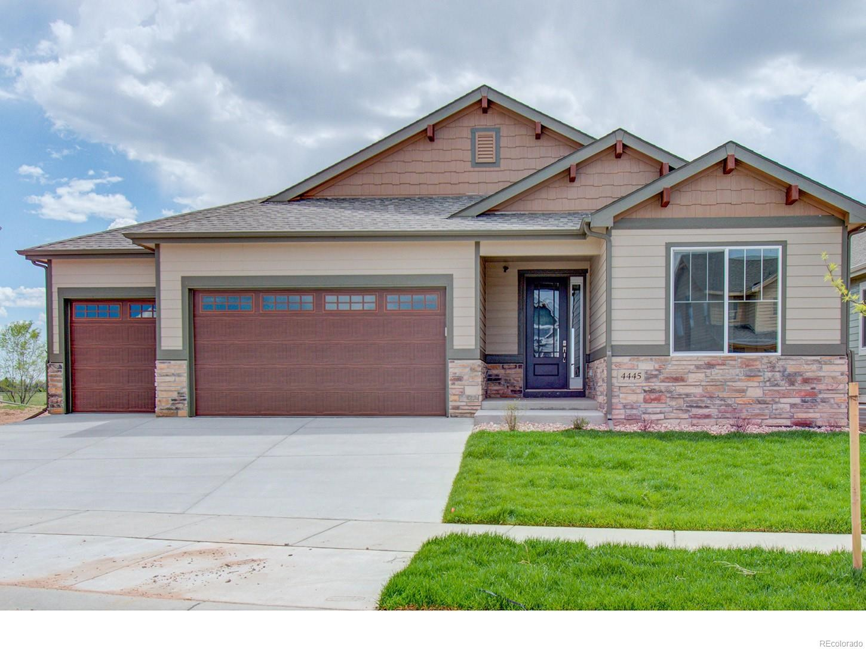 MLS# 2757983 - 1 - 4445 Huntsman Drive, Fort Collins, CO 80524