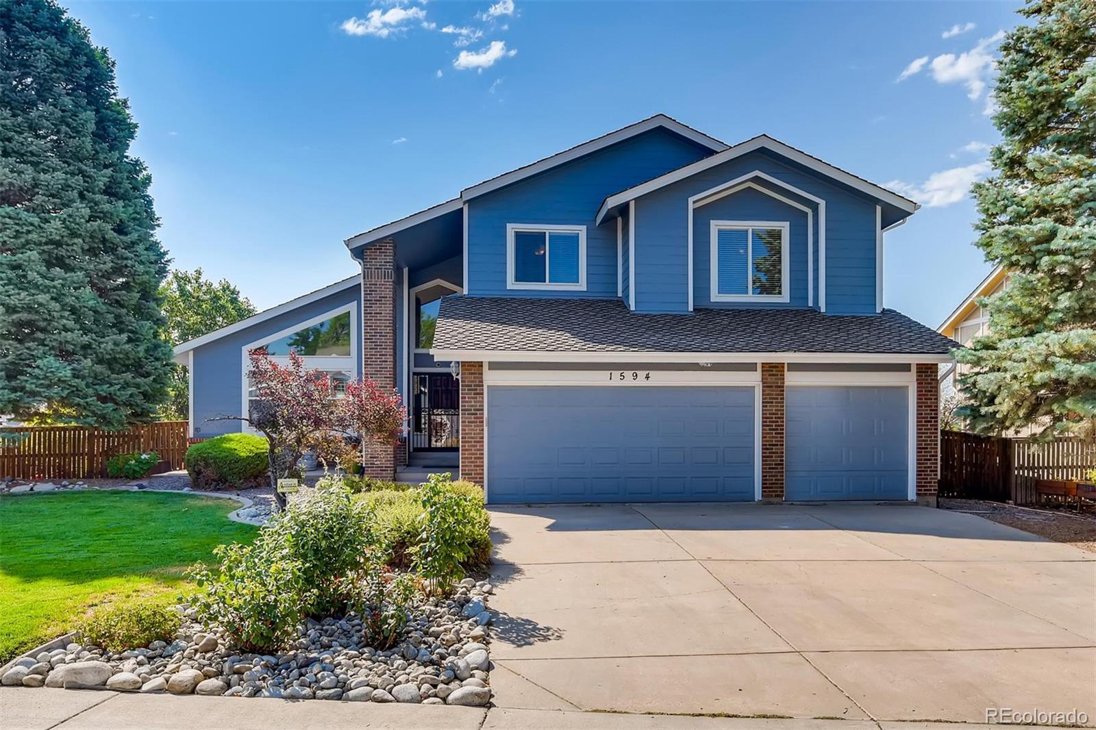 MLS# 2832026 - 1 - 1594 Arrowhead Road, Highlands Ranch, CO 80126