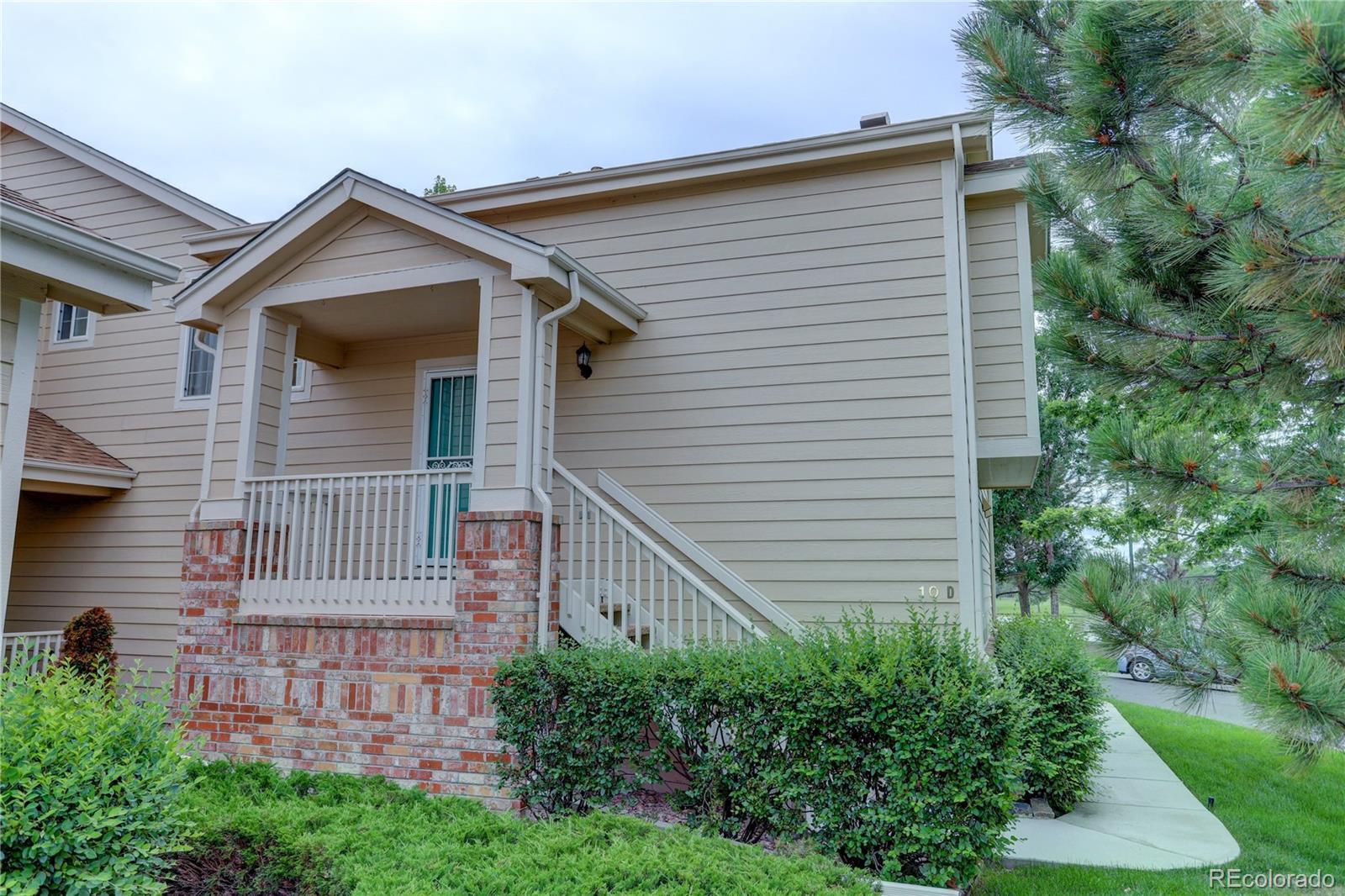 MLS# 2836182 - 1 - 7700 W Grant Ranch Boulevard #10D, Littleton, CO 80123
